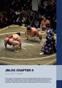 Jblog 2 Chapter 8: CLIL Unit: Sumo