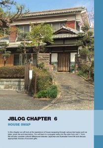 Jblog 3 Chapter 6: House Swap