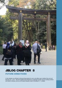 Jblog 3 Chapter 8: Future Directions