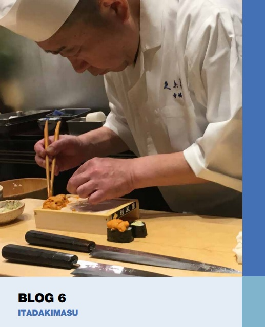 Jblog 4 Express Chapter 6: Itadakimasu